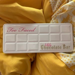 Too Faced, White Chocolate Bar palette